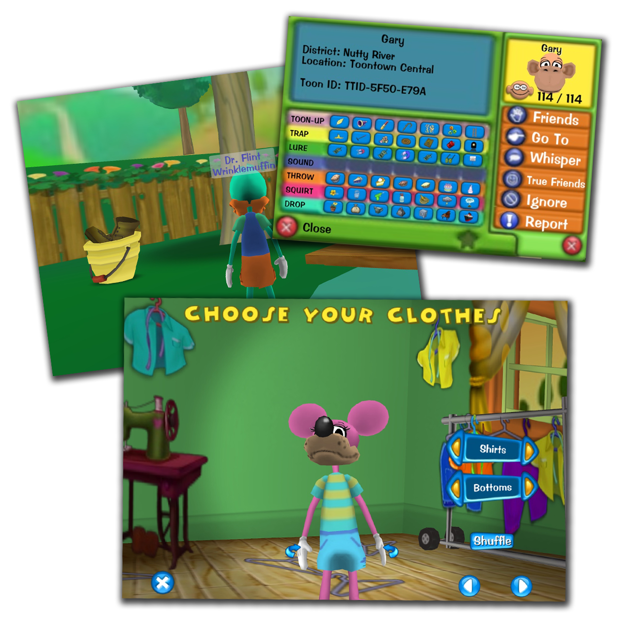 Backstage Even More Tweaks To Toontown Toontown Rewritten