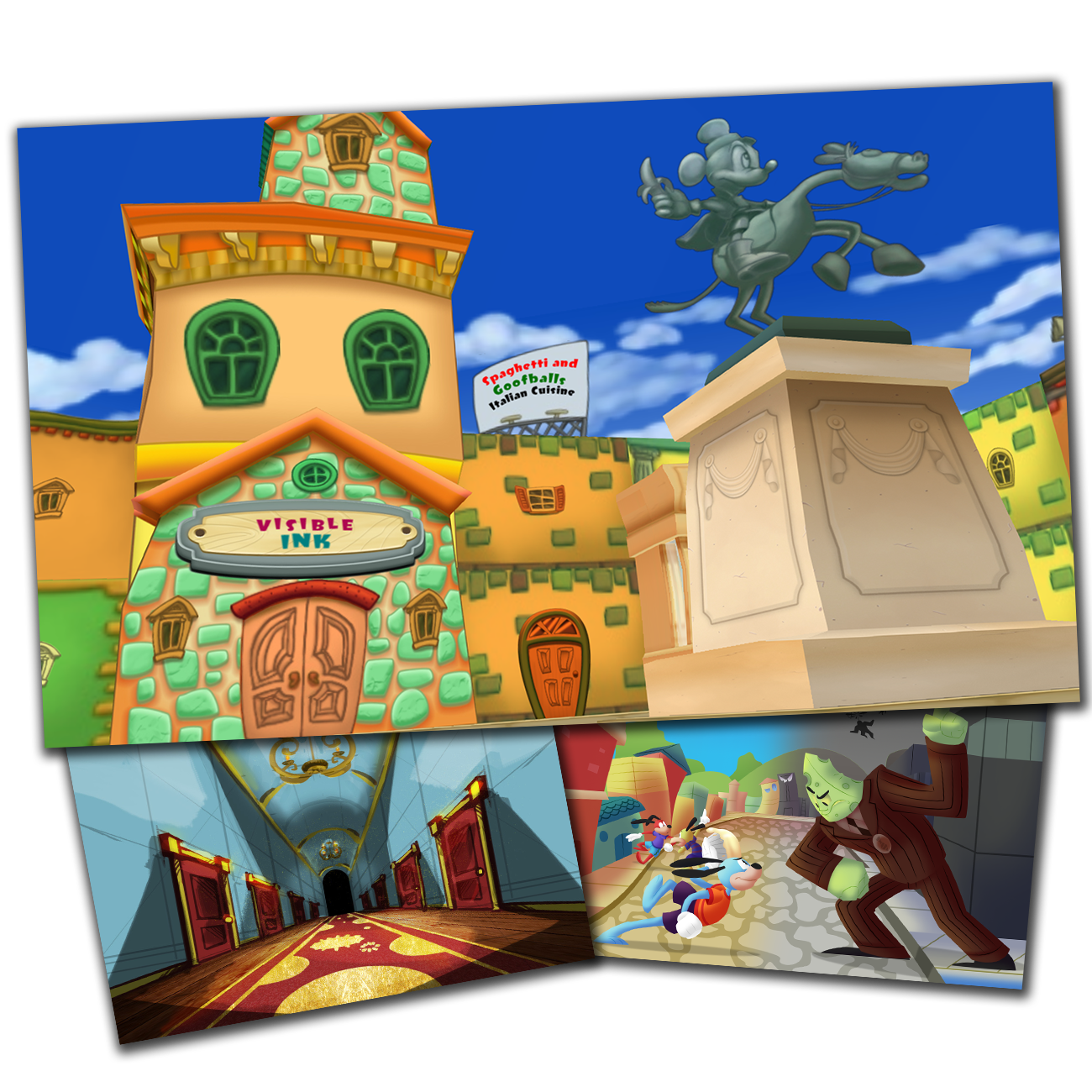 Backstage: Tweaks to Toontown | Toontown Rewritten