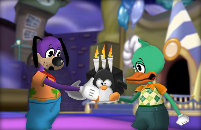 Toontown rewritten playline/playtime bugs page 5 mmo central.