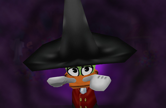 Toontown Rewritten has been haunted by the Halloween Spooktown Curse!