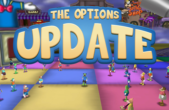 The Options Update