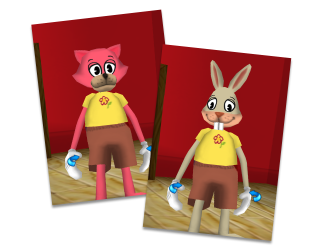 Bubblegum and Beige join the list of official Toon colors!