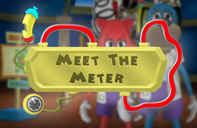 Meet the Silly Meter, featuring Doctor Fissionton