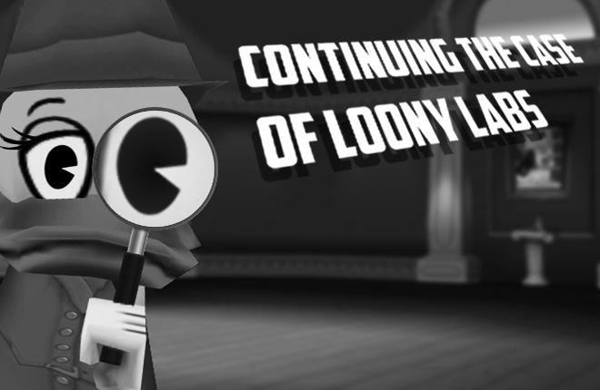 Samantha Spade in... Continuing the Case of Loony Labs!