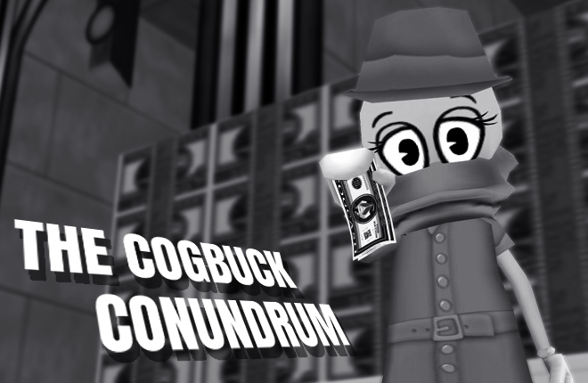 Samantha Spade in... The Cogbuck Conundrum!
