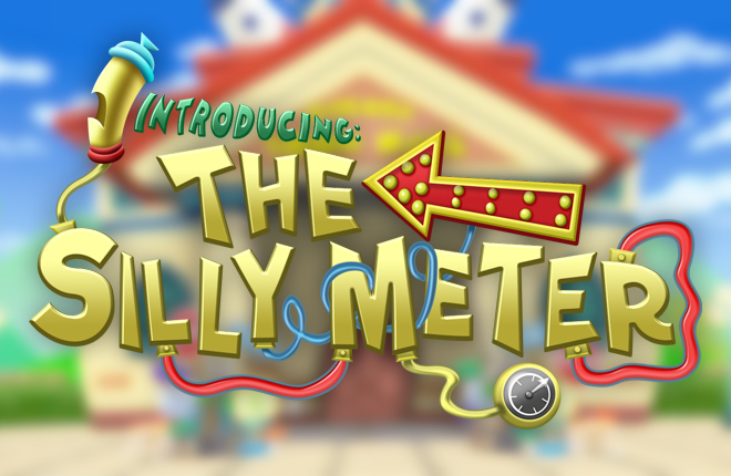 The Silly Meter has come to Toontown!