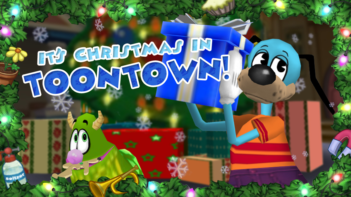 Image: Flippy wishes you a very merry Christmas!