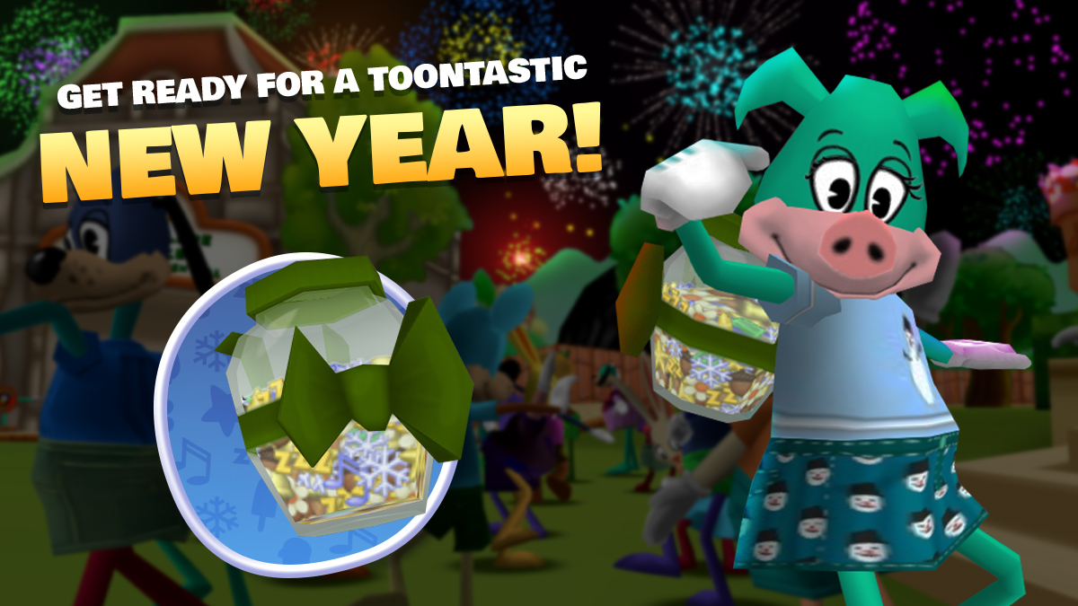 Image: Get ready for a TOONTASTIC New Year!