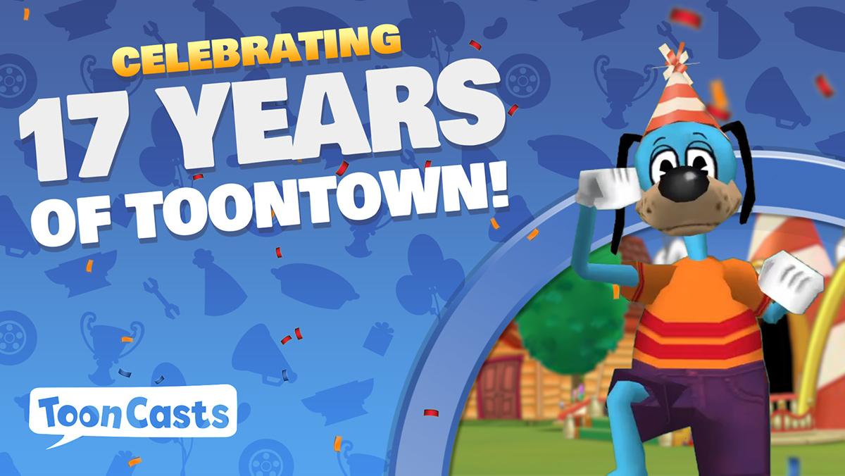 Toontown's Birthday ToonCast!