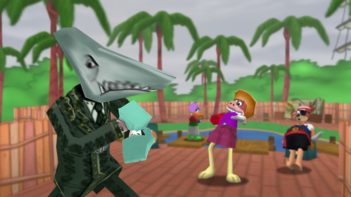 The Loan Sharks Attack!