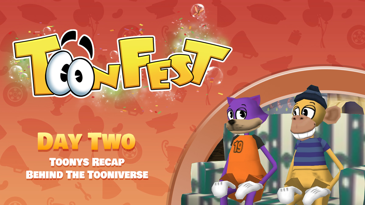 It's Day Two of ToonFest at Home 2020!