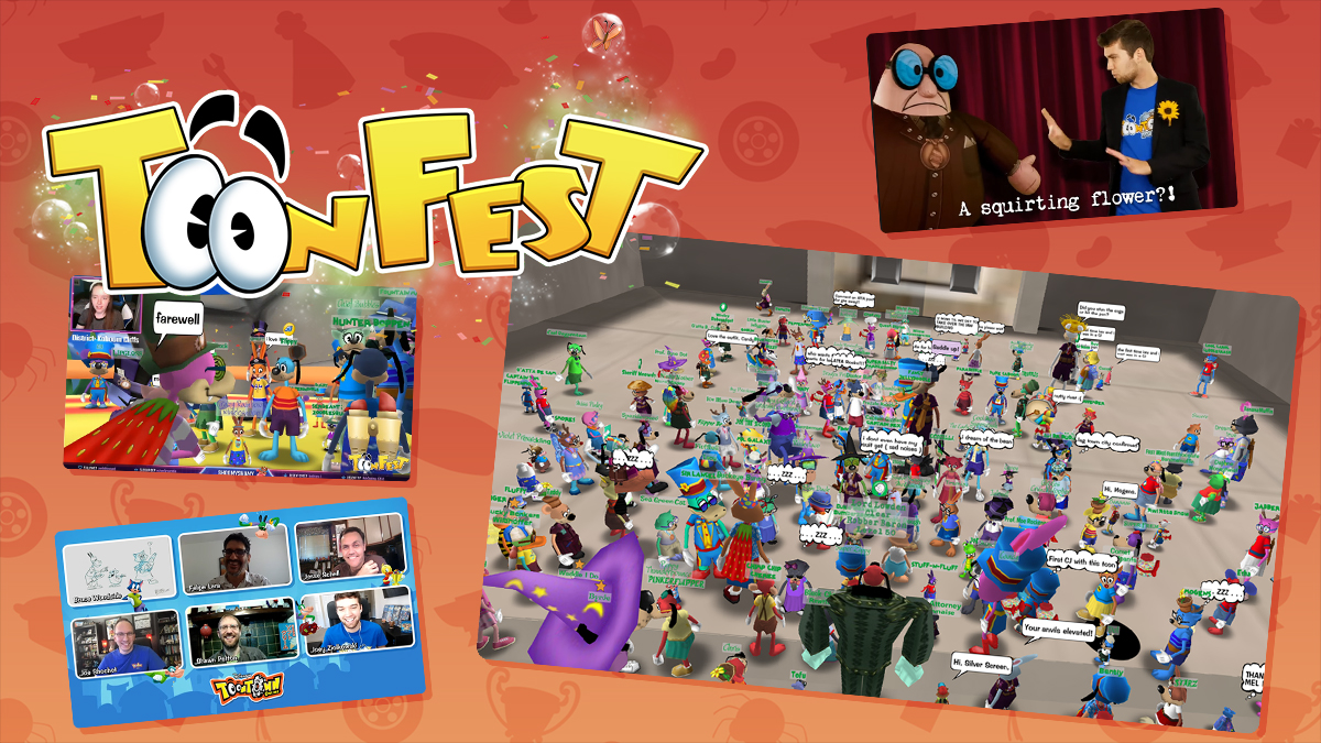 It's the end of ToonFest at Home 2020!