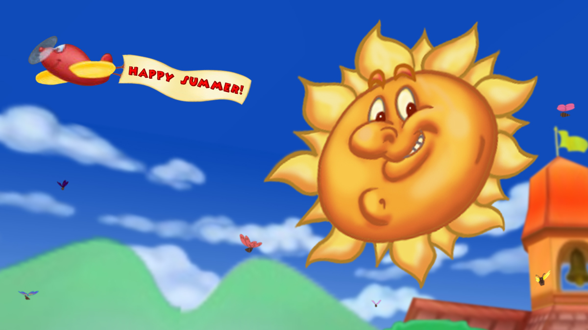 Image: The Sun is here to deliver a Silly Summer update!