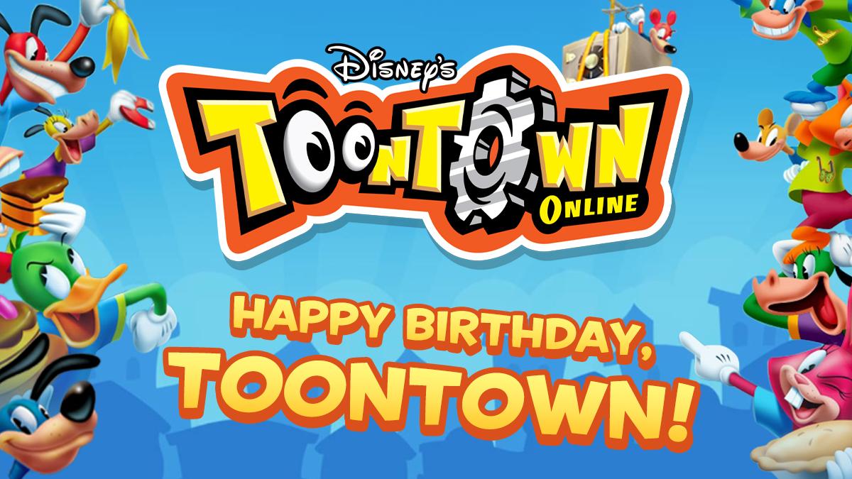 Image: Happy Birthday, Toontown!