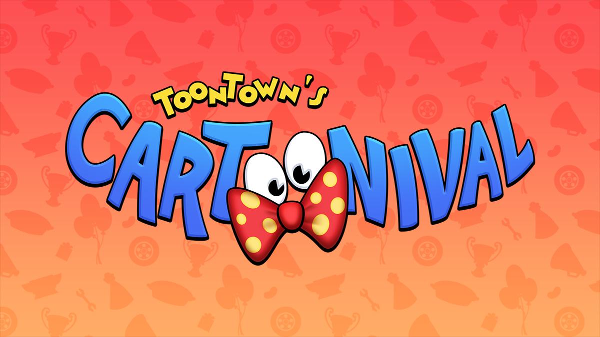 Image: Toontown's Cartoonival Logo.