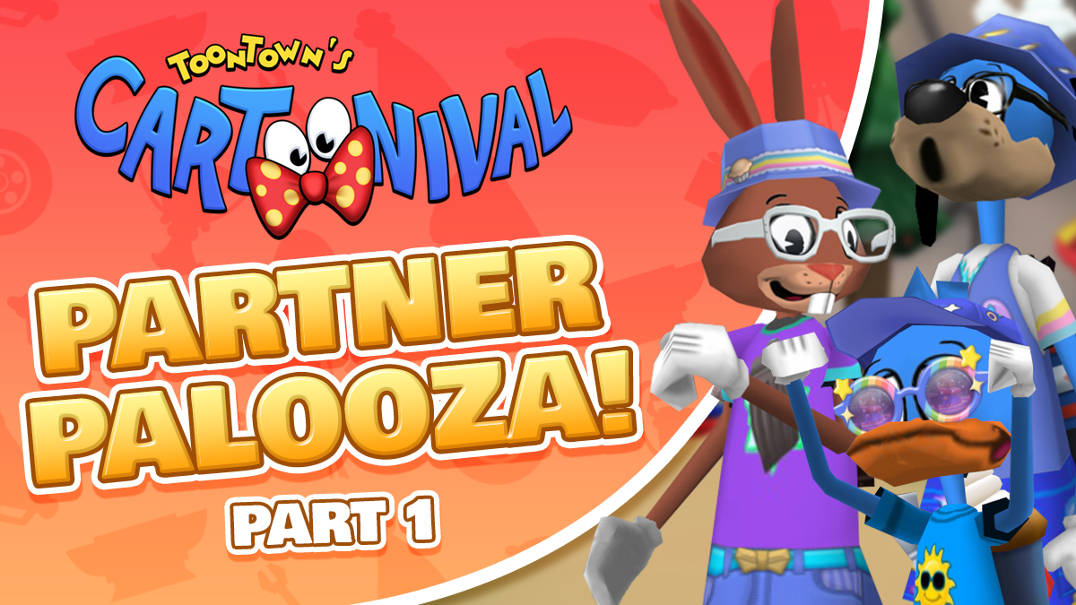 Image: Partners are ready for the fun of the Partner Palooza!